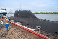 АПЛ К-560 «Северодвинск» проекта «Ясень».