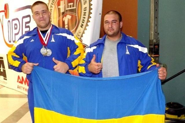Михаил Федоров (слева), Михаил Паллер (справа)