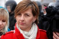 Анастасия Станко, журналистка