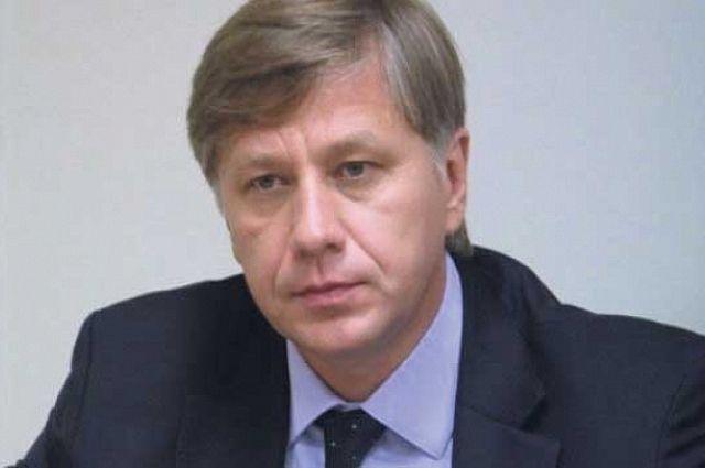 Василий Усольцев.