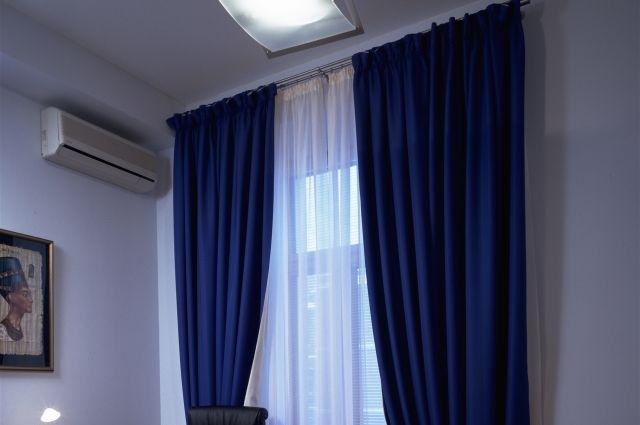 Красивое окно создаст уют.