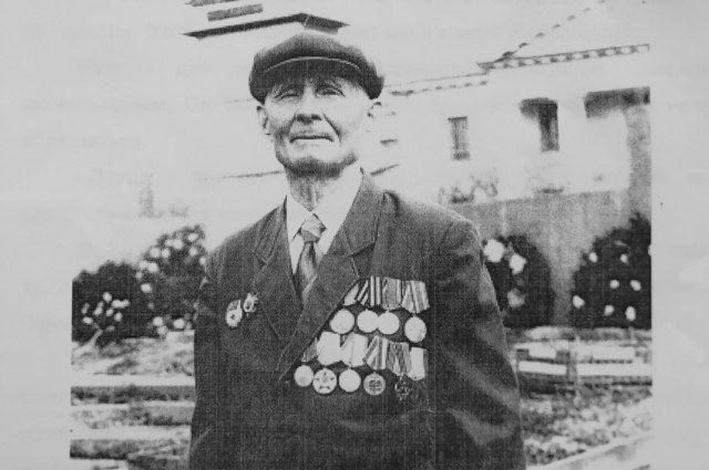 Григорий Захаров.