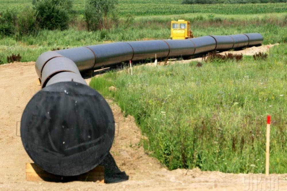 Газопровод в Киевской области
