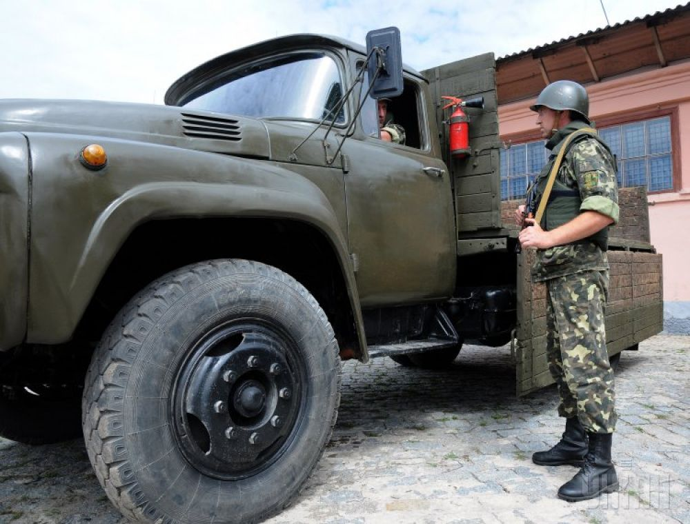 В Харькове на заводе производят танки, БТРы и бронетехнику