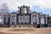 Дом-музей Трубецких в Иркутске.