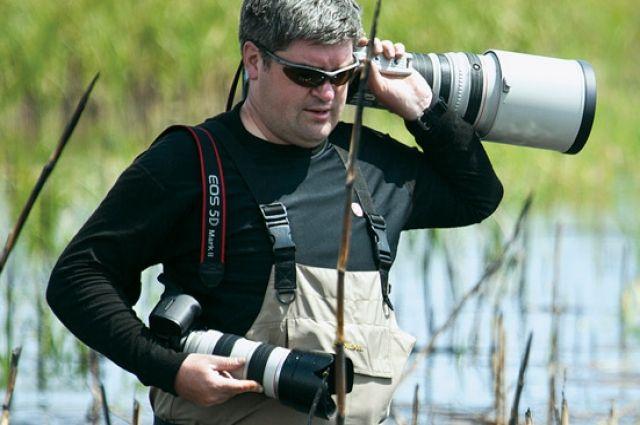 Челябинск посетит известный путешественник, блоггер и фотограф Сергей Доля