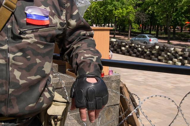 Сепаратизм на Донбассе