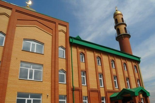 В Новосибирске торжественно открыта мечеть имени Кунта-Хаджи Кишиева