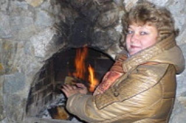 Анна Чистякова.