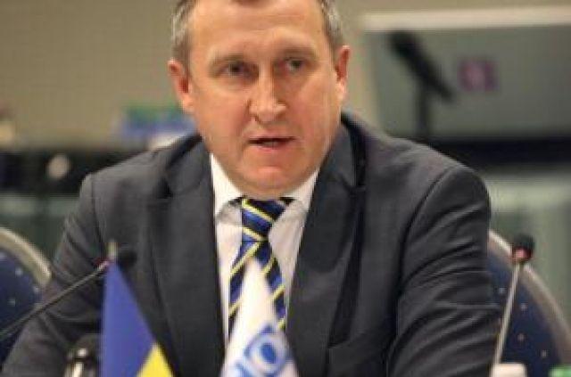 Андрей Дещица, экс-глава Министерства иностранных дел (МИД)