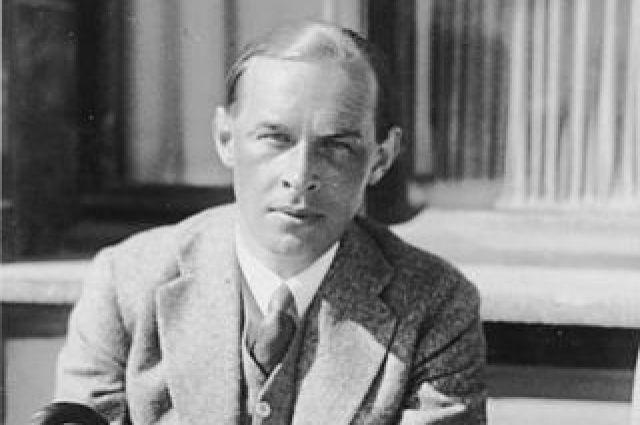Эрих Мария Ремарк в 1929 году.