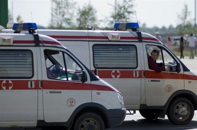 Женщина умерла до приезда скорой помощи.