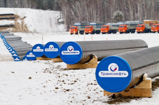 Часть нефти, которая экспортируется по системе ВСТО, перенаправляется из Западной Сибири.