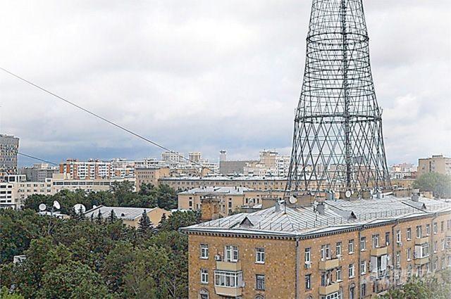 Сохранится ли такой «пейзаж» на Шаболовке или останется только на фотографиях?