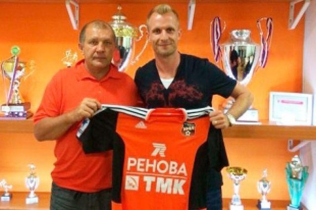 Футбольный «Урал» усилил защитник из Австрии