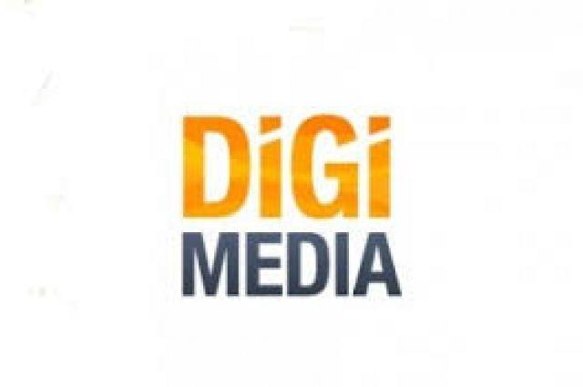 Диджимедиа, лого