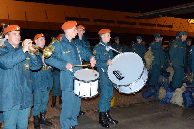 Уральские курсанты вернулись из Алтайского края