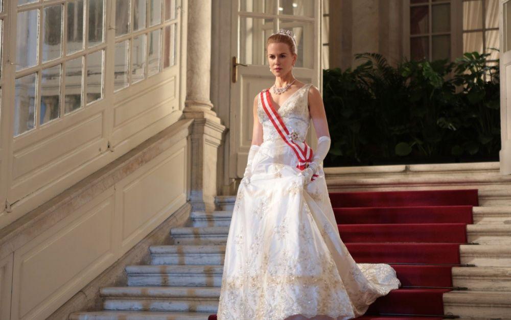 В 2013 году в прокат вышел байопик «Принцесса Монако» режиссера Оливье Даана. Кидман сыграла роль Грейс Келли, ставшей княгиней Монакской после замужества с князем Ренье II. Действующий князь Монако бойкотировал фильм - его претензии касались достоверности описанных событий и трактовки образа принцессы. Актрисы же считает, что эта роль - кульминация её карьеры.