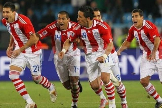 Сборная Парагвая по футболу