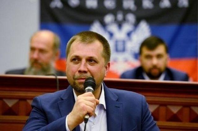 Премьер-министр «ДНР» Александр Бородай