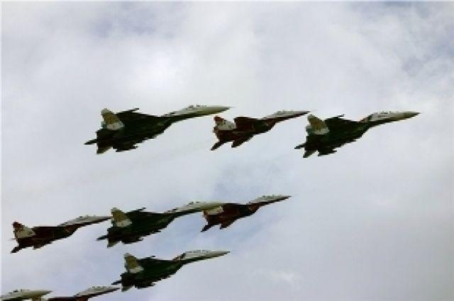 Челябинские СУ-24М поразили все цели в рамках внезапной проверки в ЦВО