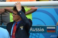 Главный тренер сборной России Фабио Капелло.