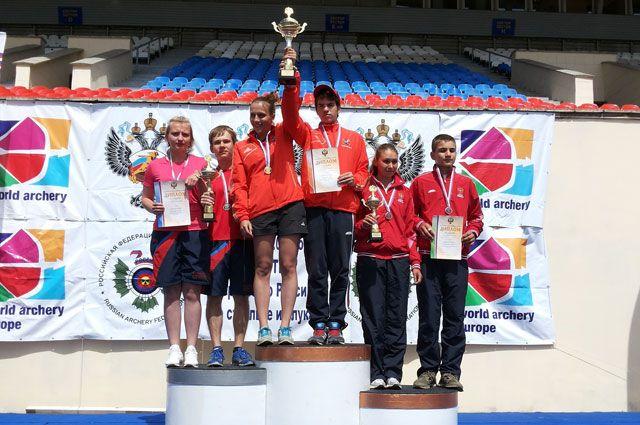 Среди метких лучников со всей страны оказались спортсмены из Приангарья.