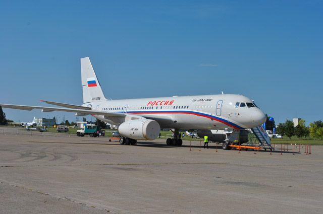 До Симферополя омичи будут летать на ТУ-204.