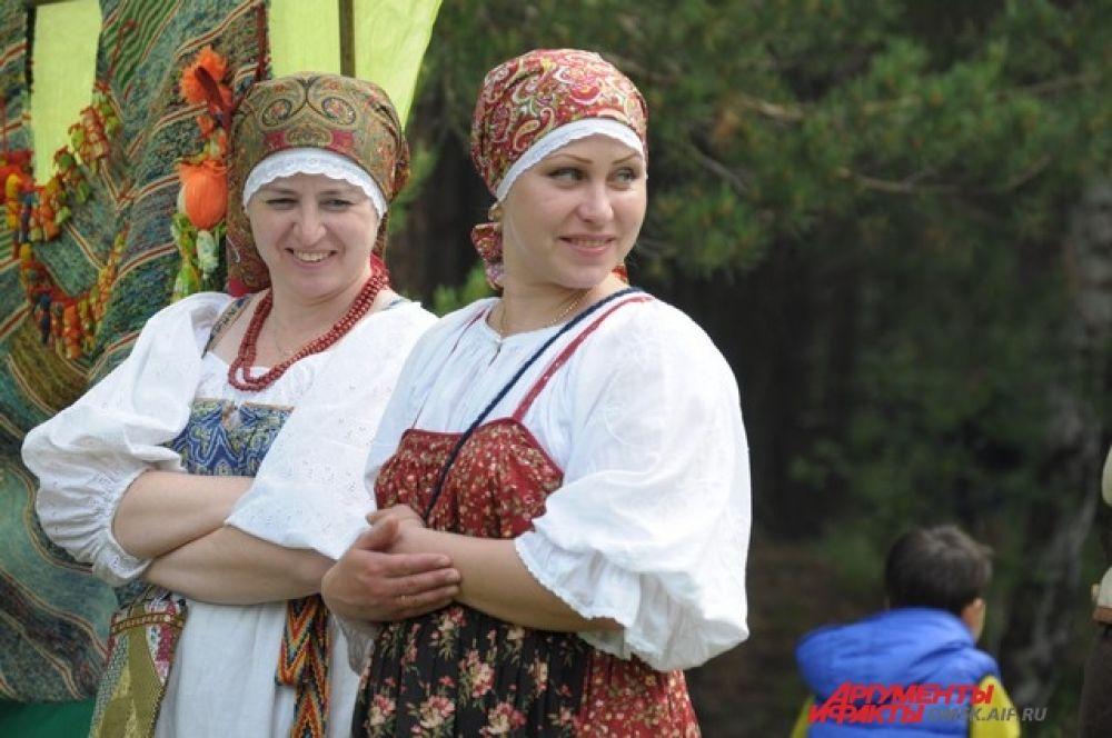 Фестиваль «Солнцестояние».
