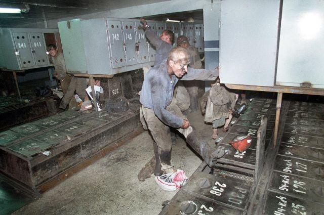 Немецкие шахтёры будут лишь чуть побогаче наших, но об авариях на шахтах в Германии мы слышим несоизмеримо реже, чем о кузбасских.