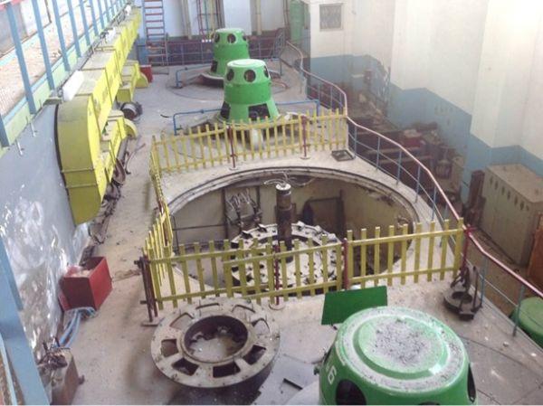 Насосная станция «Северский Донец-Донбасс»