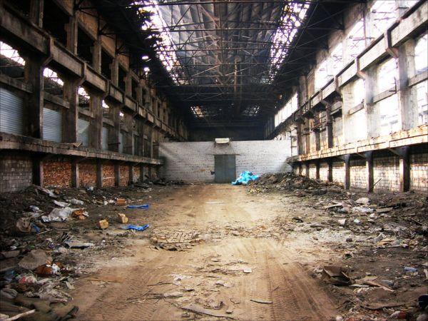 Новое производство в стенах этого цеха вряд ли откроется