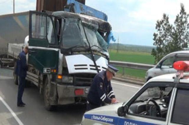 После ДТП погибли пассажиры автобуса.