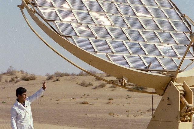 Китайцы намерены развивать на Южном Урале солнечную энергетику