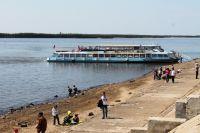 Центральный пляж Хабаровска