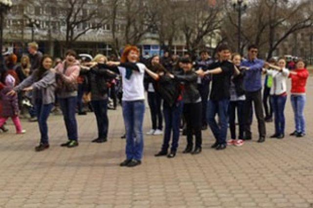 В рамках Дня здоровья в Иркутске проведут массовую зарядку.