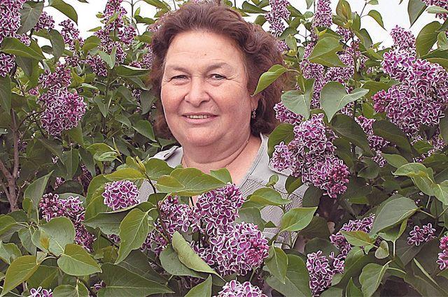 Татьяна Галактионова.