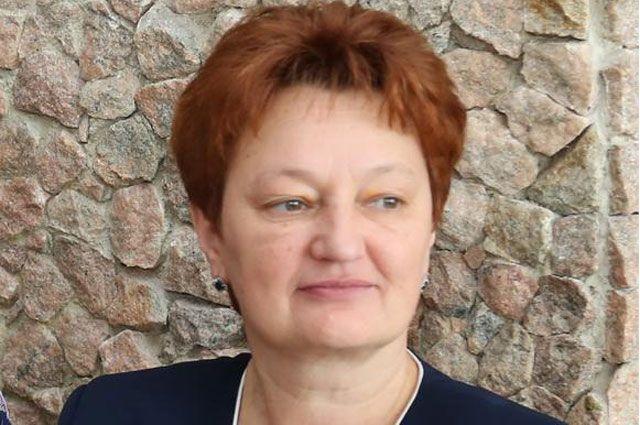 Лариса Пенюшкина.