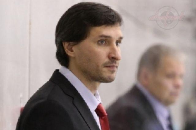 Перед ХК «Челмет» поставлена задача выйти в плей-офф ВХЛ
