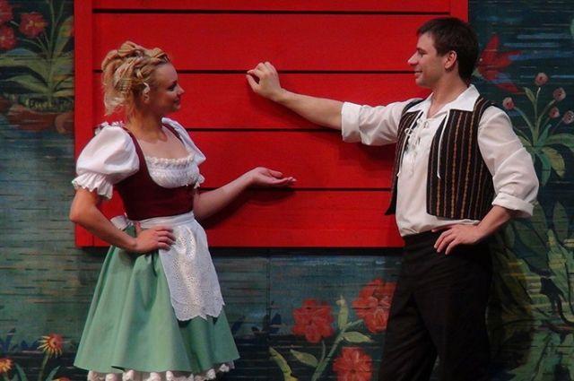 Десять своих постановок Свердловский театр драмы увезет в Санкт-Петербург