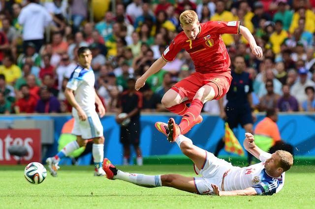 Поражение от Бельгии - случилось то, чего все опасались.