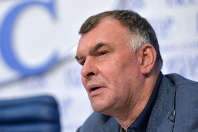 Сергей Мирошниченко.