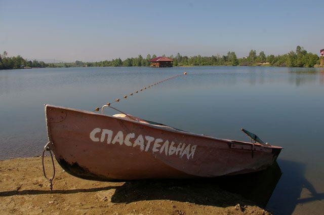 На официальная пляжах в случае необходимости придут на помощь спасатели Иркутской области.