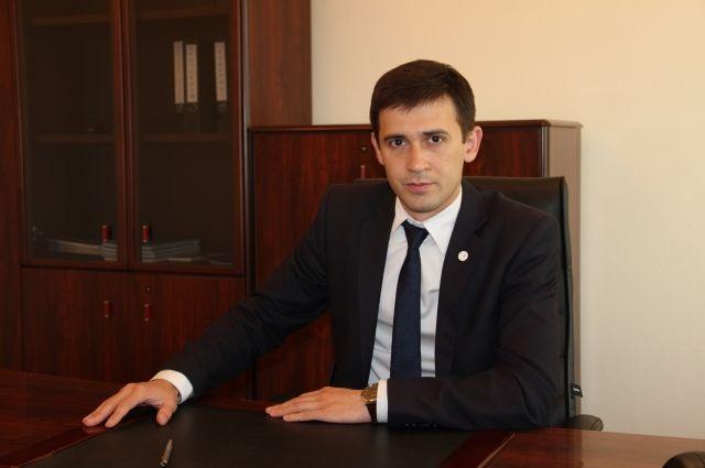 Евгений Захаров.