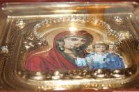 Геническ, икона