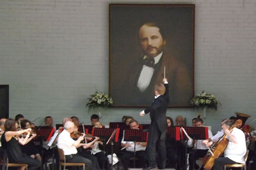 Торжественный концерт