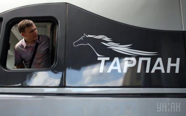 Первый поезд украинского производства сообщением Киев-Львов