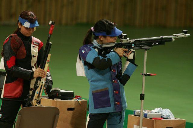 Международные соревнования по пулевой стрельбе проходили в Чехии.