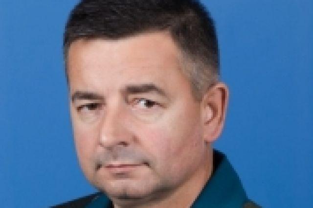 Екатеринбург посетит заместитель министра по чрезвычайным ситуациям