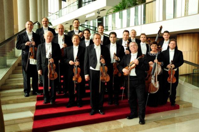 Омский симфонический оркестр.